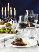 Dinner and wine tasting